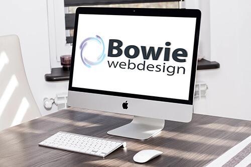 Bowie Webdesign - Website laten maken